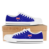 Australia National Flag - High & Low Top Canvas Shoes