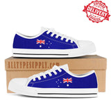 Australia National Flag - High & Low Top Canvas Shoes - EXPRESS DELIVERY!