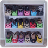 10 pieces - Shoe Storage Slot Rack Closet Organize Collection - FREE SHIPPING!