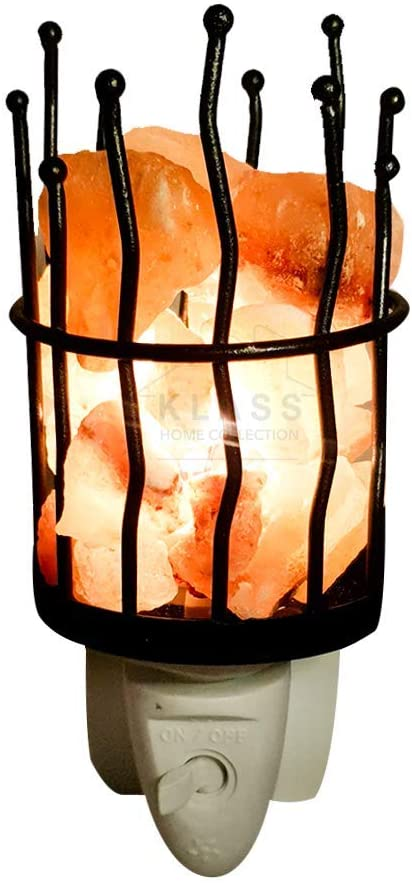 CONTEMPORARY NIGHT LIGHT BASKET