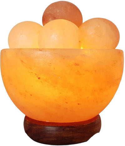 Fire Bowl with Round Chunks