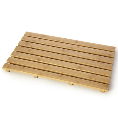 Natural Bamboo Wood Duckboard - Klass Home