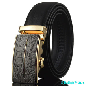 Luxury Style Business Belts For Men