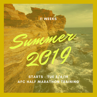 Summer Season 2019 (11 Weeks)