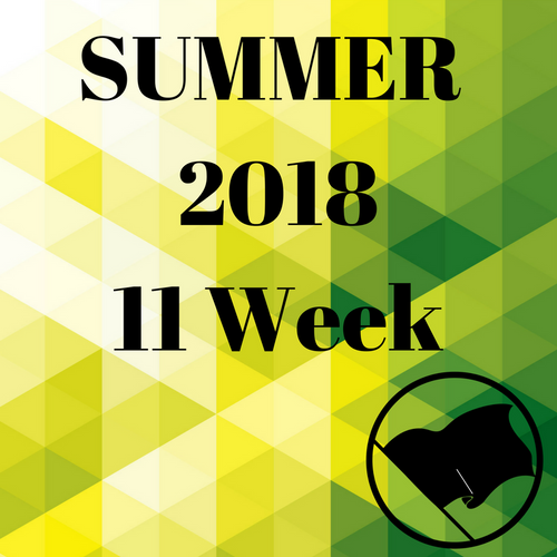 Summer Season 2018 (11 Weeks)
