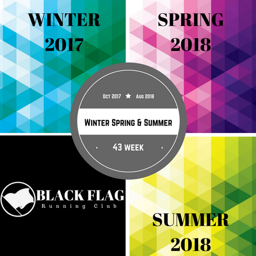 Combination Season; Winter 2017, Spring & Summer 2018 (43 Weeks)