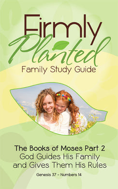 The Books of Moses Part 2 Study Guide