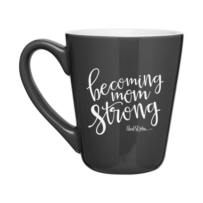 Becoming MomStrong Mug