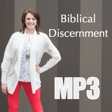 Biblical Discernment - Workshop Recording