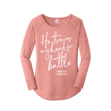 Battle Long Sleeve - Blush Frost