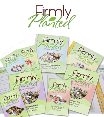 Firmly Planted Family 4 Set Series