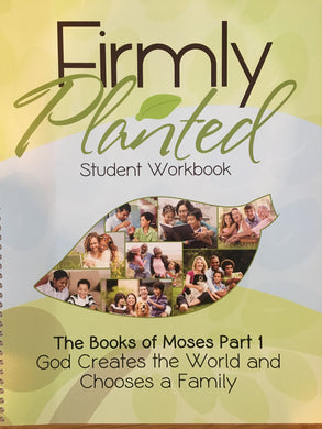The Books of Moses Part 1 Workbook