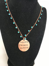 Redeemed, Renamed, Restored Necklace