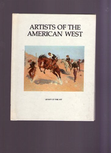 Artists of the American West