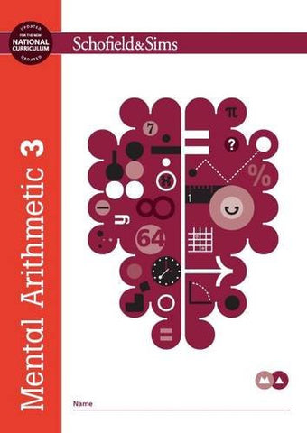 Mental Arithmetic Book 3: KS2 Maths, Years 4-5 (separate answer book available)