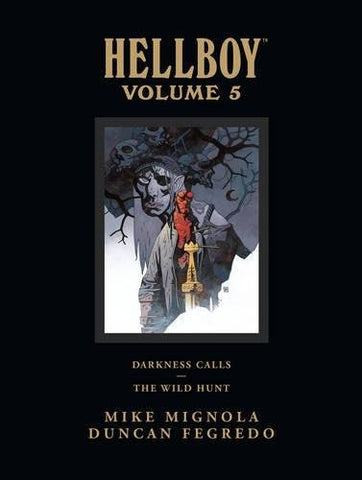 Hellboy Library Edition Volume 5 (Hellboy (Dark Horse Library))