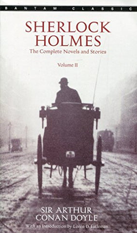 Sherlock Holmes: Vol 2: The Complete Novels and Stories