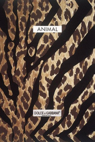 Animal: Dolce and Gabana