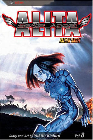 Battle Angel Alita, Volume 8: Fallen Angel