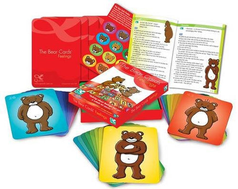 The Bear Cards: Feelings