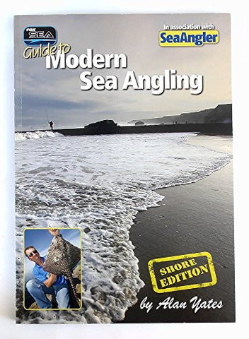 THE FOX SEA GUIDE TO MODERN SEA ANGLING: SHORE EDITION.