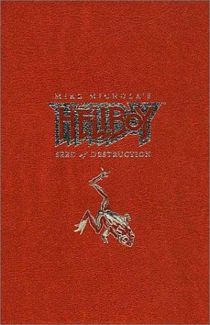 Hellboy Volume 1: Seed of Destruction: Seed of Destruction v. 1 (Hellboy (Dark Horse Paperback))