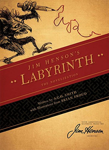 Jim Henson's The Labyrinth Novelization
