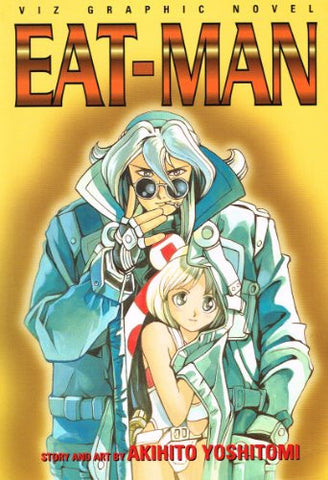Eat - Man : Viz Graphic Novels :