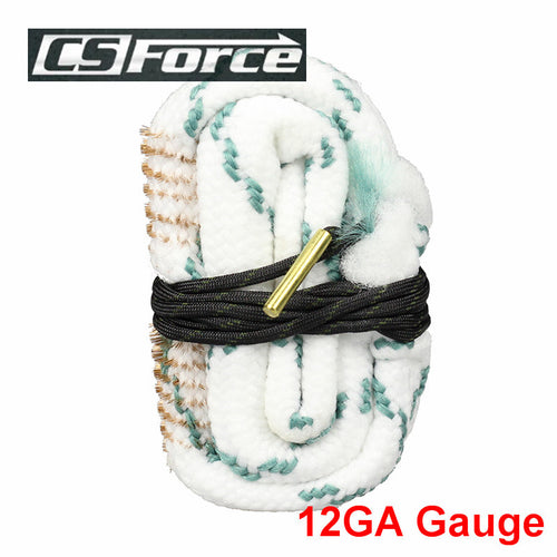 Bore Snake 12GA w Brush Built in. - K13 Products