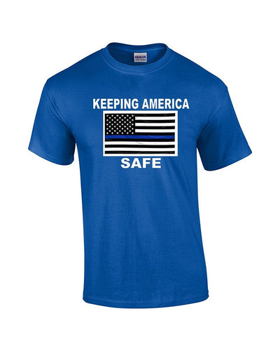 Thin Blue Line T-shirt - K13 Products