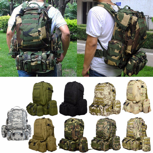 K13 55L Rucksack and Tactical/Survival Backpack USA - K13 Products