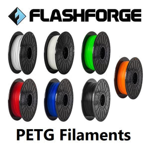 Flashforge PETG 3D Printer Filament 0.5kg 1.75mm
