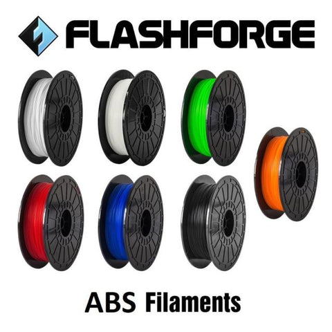 Flashforge ABS 3D Printer Filament 1kg, 1.75mm