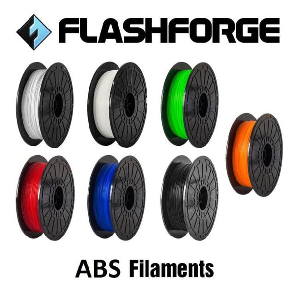 Flashforge ABS 3D Printer filament 0.5kg 1.75mm