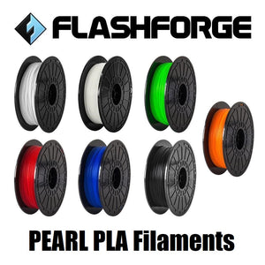 Flashforge Pearl PLA 3d printer filament 1.0kg 1.75mm Tough