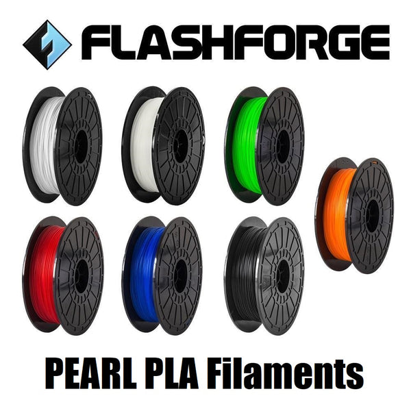 Flashforge Pearl PLA 3d printer filament 0.5kg 1.75mm Tough