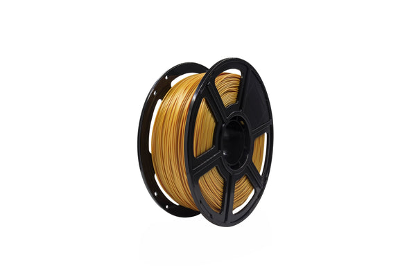 Flashforge PETG 3D Printer Filament 1kg 1.75mm Gold
