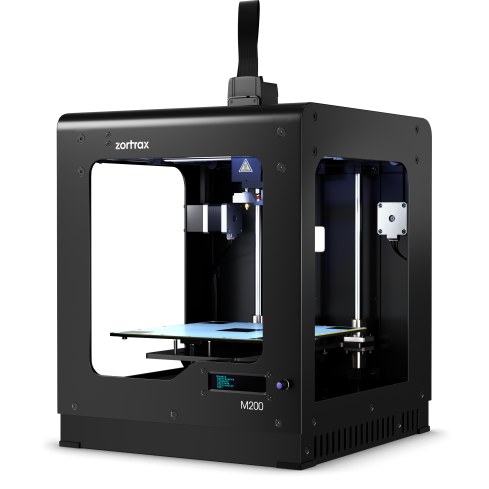 Zortrax M200 3D Printer + Side panels - FREE Delivery