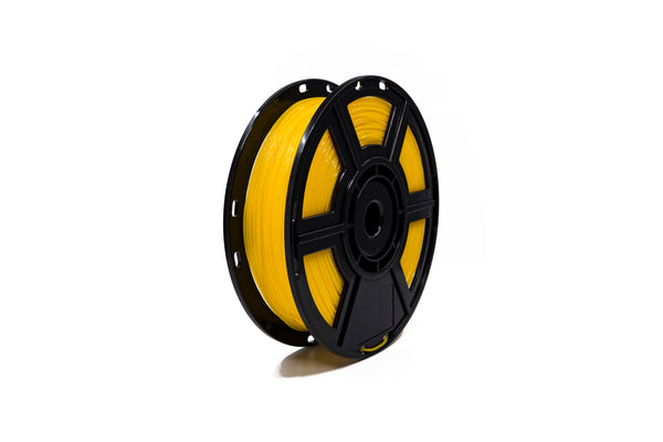 Flashforge ELASTIC 3D Printing Filament 0.5kg 1.75mm Yellow