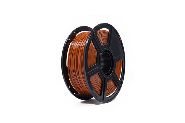 Flashforge PETG 3D Printer Filament 1kg 1.75mm Brown
