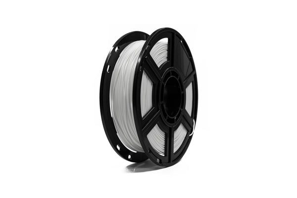 White Flashforge PEARL PLA 3d printing filament 0.5kg 1.75mm