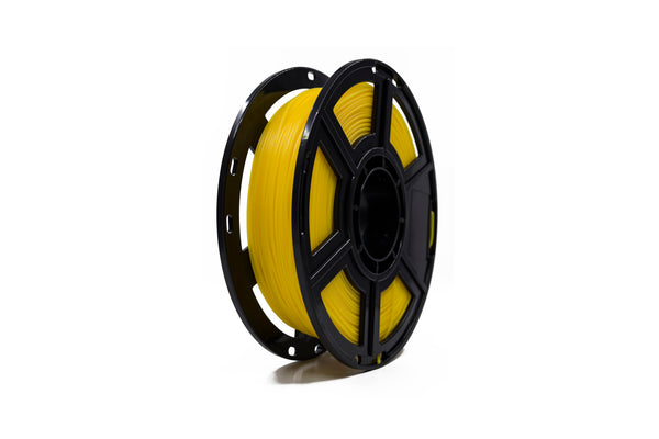 Yellow Flashforge PEARL PLA 3d printing filament 0.5kg 1.75mm