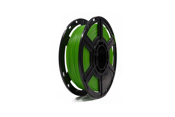 Green Flashforge PEARL PLA 3d printing filament 0.5kg 1.75mm