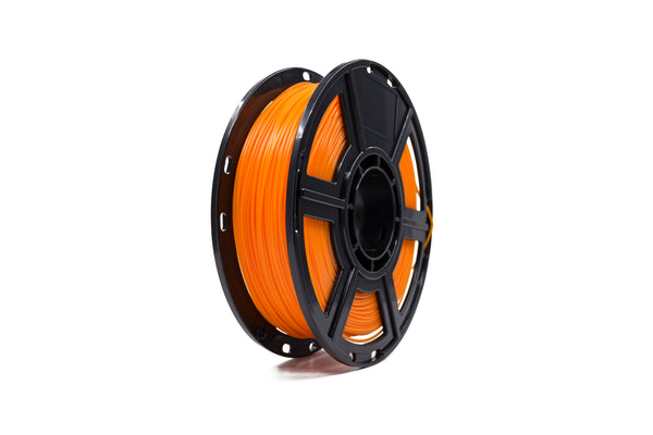 Orange Flashforge PEARL PLA 3d printing filament 0.5kg 1.75mm