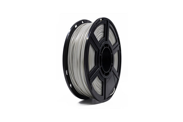 Flashforge ABS 3D Printer filament 0.5kg 1.75mm Silver