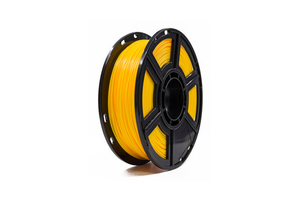 Flashforge ABS 3D Printer filament 0.5kg 1.75mm Yellow