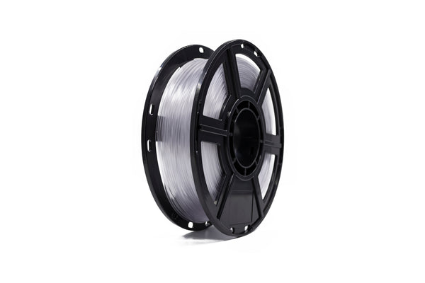 Flashforge PETG 0.5kg 3D Printer Filament 1.75mm Clear
