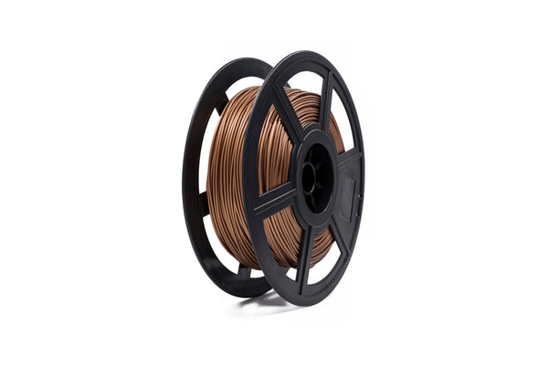 Flashforge METAL PLA filament 0.5kg 1.75mm Copper