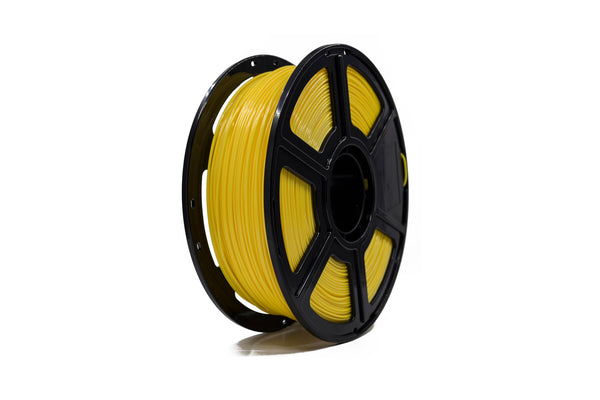 Flashforge PEARL PLA 3D Printer Filament 0.5kg 1.75mm Yellow