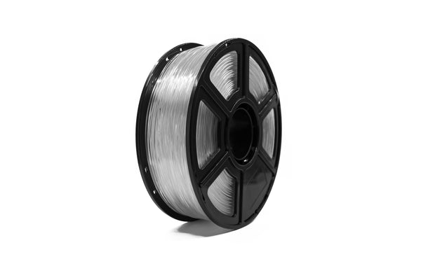 Flashforge PETG 3D Printer Filament 1kg 1.75mm Clear Natural
